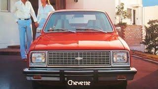 (アメリカ)1980 シボレー シェベット1600 Chevrolet Chevette 1600 salled by ISUZU in Japan.
