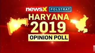 NewsX Polstrat Haryana 2019 Opinion Poll | NewsX