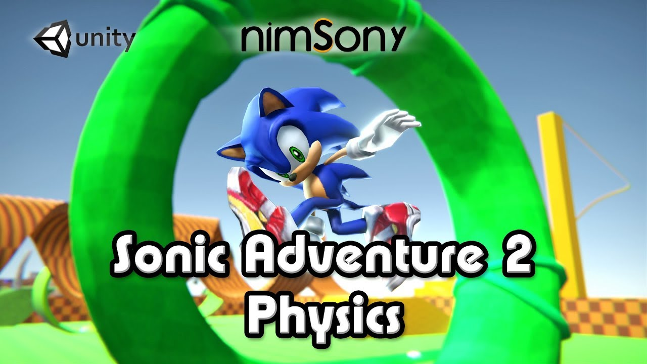 remaking sonic adventure 2 physics for vr youtube