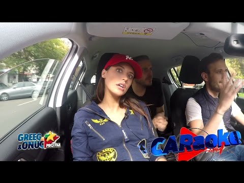 CARaoke | Antonia in masina ProFM