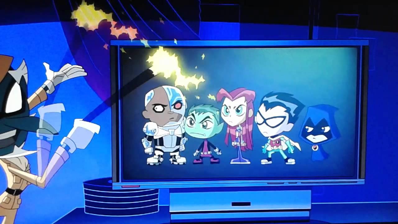 Titanimal Kingdom I New Teen Titans I Dc Nation Shorts I -7441