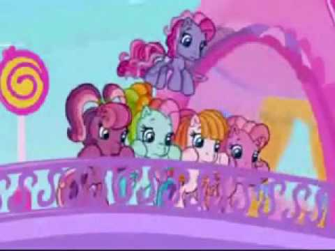 My Little Pony Sweetie Belle S Gum House Surprise Youtube