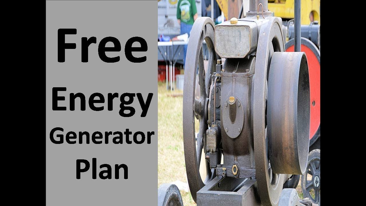 Free Energy Generator Plans On Youtube - Check the all videos of ...