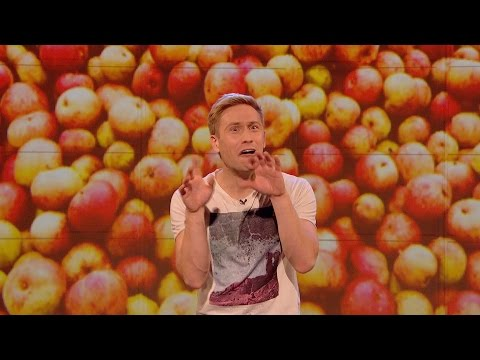 The case of the missing Welsh apples - Russell Howard's Good News: Episode 8 - BBC Two