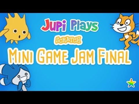 Jupi Plays Indie Games: ALL THE INDIE GAMES [Mini Game Jam Final]  