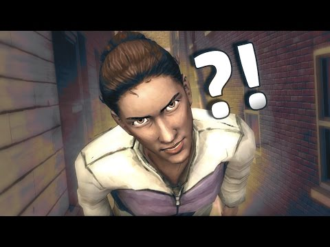 Did Christa Leave Kenny to Die? | The Walking DEAD Theory [Telltale]
