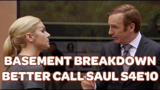 Basement Breakdown: Better Call Saul S4E10