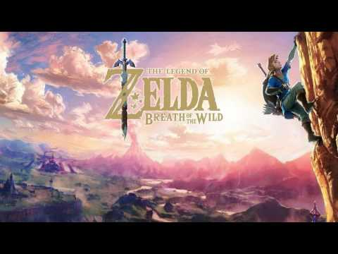 Molduga Battle The Legend of Zelda: Breath of the Wild OST