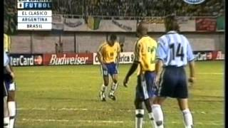 brasil 2 argentina 1 copa america 1999 los goles