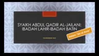 Download Lagu Kisah Sufi : Syech Abdul Qodir Al Jailani mp3