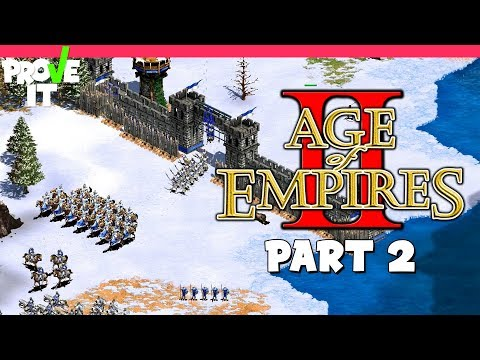 MEDIEVAL RULING - Age Of Empires II PART 2