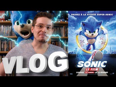 Vlog #625 - Sonic Le Film