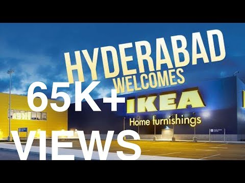 Ikea Hyderabad | First Look | 9th August Opening | Biggest s