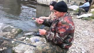 рыбалка в троицке