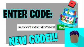 Roblox Promo codes: Free! HOW TO GET THE 12TH BIRTHDAY CAKE HAT! | Roblox