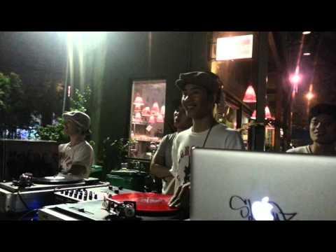 Hanoi Concete Jam Vol2 | Judges show | Bboy Moutain - Bboy Stork - Bboy Anijha