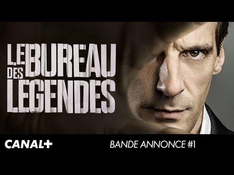 Le Bureau Des Légendes - Bande annonce officielle CANAL+ [HD]