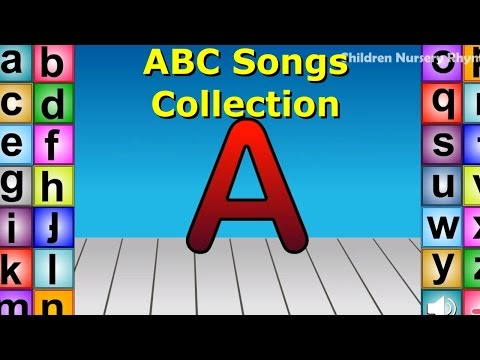 Phonics Abc Songs Collection For Children Learn The