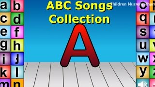 abc songs for children collection   phonics songs   alphabet songs   top nursery rhymes collection