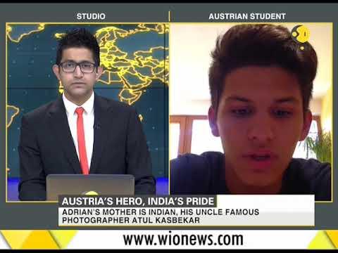 Austria's hero, India's pride