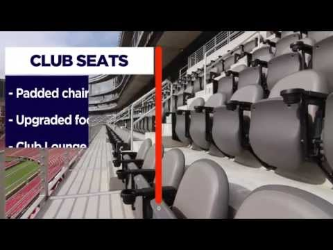 FC Cincinnati - Club Seating at Nippert Stadium