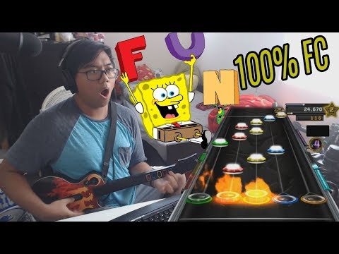 SPONGEBOB - F.U.N. SONG ~100% FC!~
