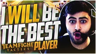 yassuo | I WILL BECOME THE BEST TEAMFIGHT TACTICS PLAYER!