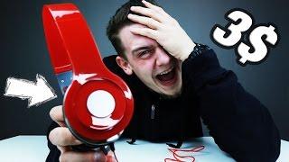 Beats Audio за 3$! AliExpress Вновь Удивил!