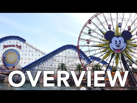 7in7+ Disneyland - Disney California Adventure Overview