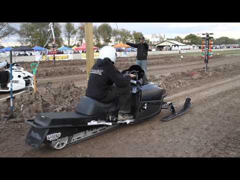 Jason Price On His 1200 Turbo @ Hastings 500 (2013)
