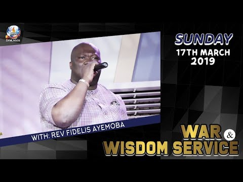 LET GOD HAVE HIS WAY WITH REV. FIDELIS AYEMOBA 17-03-2019