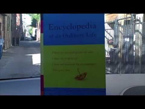"Amy KR presents...""Encyclopedia of an Ordinary Life"""