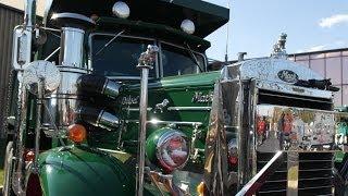Mack Truck 2013 Trucktober Fest Parade Oct 26 Allentown PA