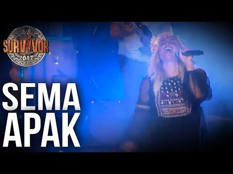 Sema Apak - Alim | 61.Bölüm | Survivor 2017