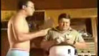 deutscher in russen sauna