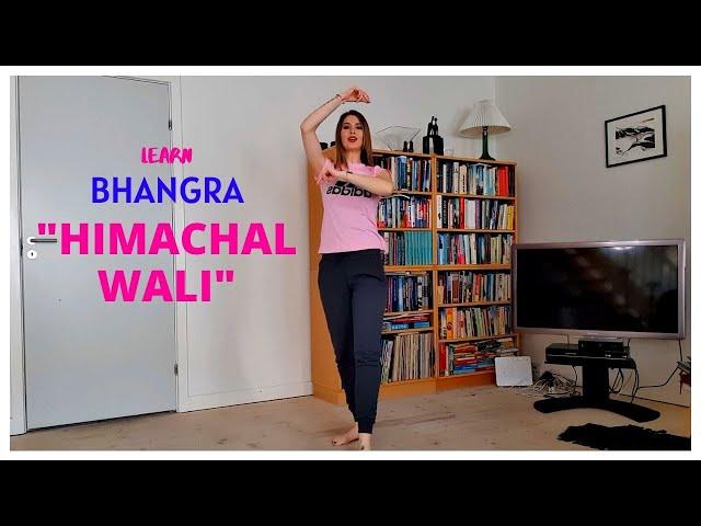 HIMACHAL WALI - MANAVGEET GILL | Bhangra by Christine | White Hill Music