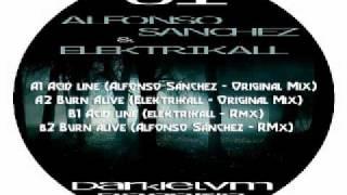 ELEKTRIKALL - BURN ALIVE (ORIGINAL MIX) (DARKLETVM RECORDS DIGITAL 001)