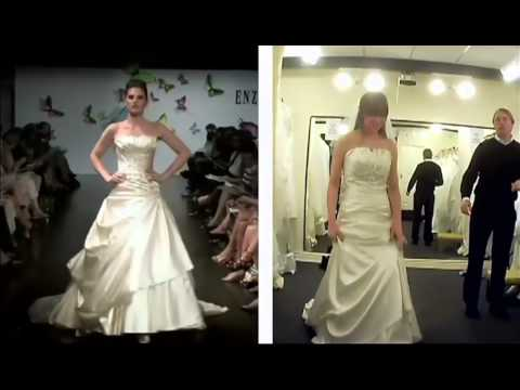 BBC Rogue Traders  Wedding Dresses - 22.5.13