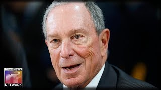 Former NYC Mayor Bloomberg Uses George H.W. Bush's Death To Attack Trump