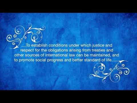 Seasonal greeting to United Nations online Volunteers