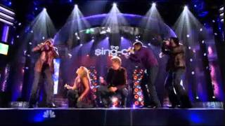 "3rd Performance - Pentatonix - ""Piece Of My Heart"" By Janis Joplin - Sing Off - Series 3"