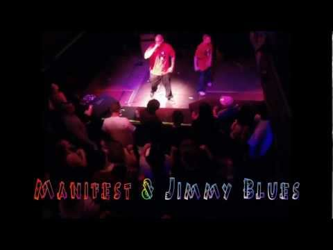 Manifest & Jimmy Blues - Live Concert @ The Carriage House - 6-1-2012