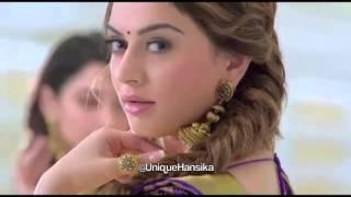 Saravana Stores TVC ad - Hansika and Thamannaah