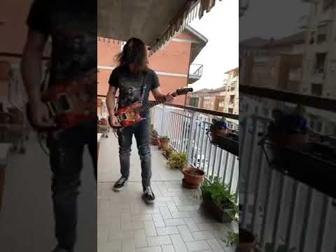Metal in public Pantera cowboys from hell quarantine version