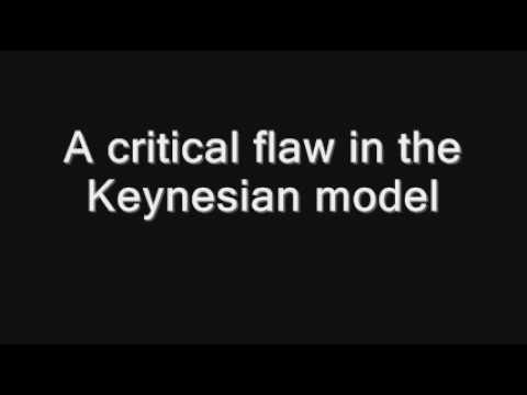 A Critical Flaw in the Keynesian Model