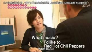 Video Tori Matsuzaka Interview English download MP3, 3GP, MP4, WEBM, AVI, FLV Oktober 2019