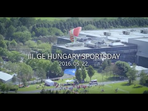 GE Hungary's Sports Day 2016 with the participation of all Hungarian GE businesses