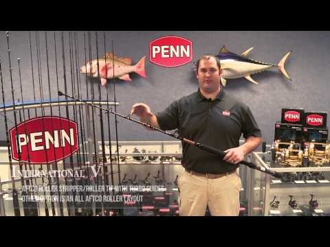 PENN International V Rods - Product Video