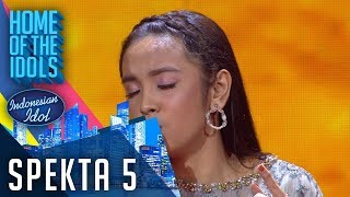 Lyodra It S All Coming Back To Me Now Spekta Show Top 11 Indonesian Idol 2020 MP3