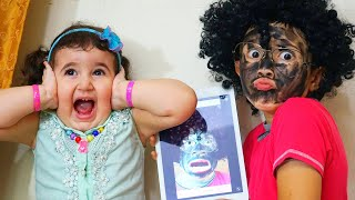 Celina and Hasouna Ipad games - سيلينا وحسونة العاب